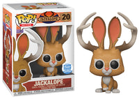 Jackalope (Myths) 20 - Funko Shop Exclusive [Damaged: 7.5/10]