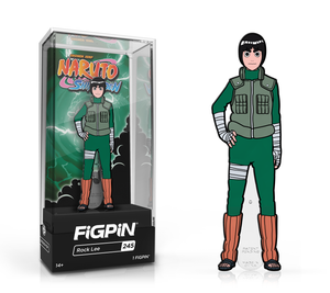 FiGPiN Naruto Shippuden - Rock Lee 245 (hard case)
