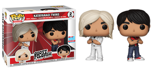Katayanagi Twins (Scott Pilgrim vs the World) 2-pk - 2018 Fall Convention Exclusive [Damaged: 7/10]