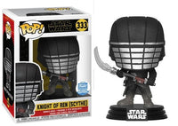 Knight of Ren (Scythe, Star Wars) 333 - Funko Shop Exclusive  [Damaged: 7.5/10]