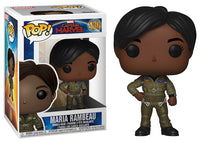 Maria Rambeau (Captain Marvel) 430
