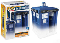Tardis (Materialising, Doctor Who, 6-Inch) 227 - Underground Toys Exclusive