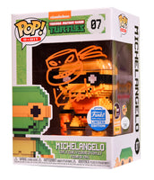 Signature Series Kevin Eastman Signed Pop - Michelangelo