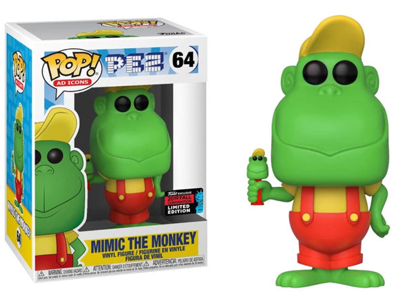 Mimic the Monkey (Ad Icons) 64 - 2019 Fall Convention Exclusive [Damaged: 7.5/10]