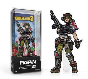 FiGPiN Borderlands 3 - Moze 254 (hard case)