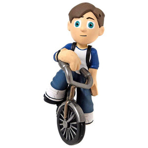 Mystery Minis IT Series -  Bill w/Bike
