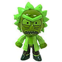 Mystery Minis Rick and Morty Series 2 - Toxic Rick (Target Exclusive)
