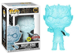 Night King (Crystal, Glow in the Dark, Game of Thrones) 84 - Special Edition Exclusive  [Damaged: 7/10]