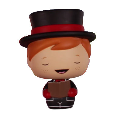 Mystery Pint Size Heroes Freddy Funko - Caroler (Red)