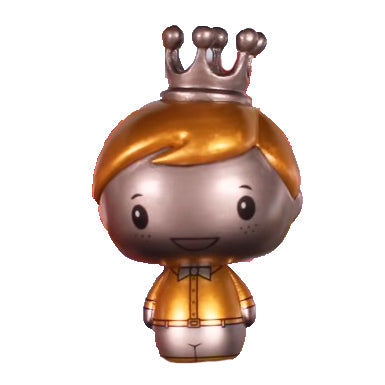 Mystery Pint Size Heroes Freddy Funko - Silver & Gold