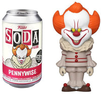Funko Soda Pennywise 2017 (sealed) **Shot at Chase**