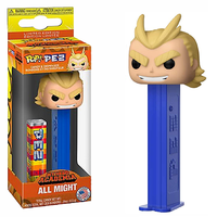 Pop Pez All Might (My Hero Academia)