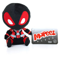 Plush Mopeez Marvel - Deadpool (Inverse) - Marvel Collector Corps Exclusive