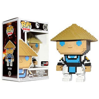 Raiden (8-Bit, Mortal Kombat) 14 - Gamestop Exclusive  [Damaged: 7/10]