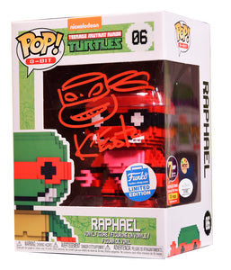 Signature Series Kevin Eastman Signed Pop - Raphael