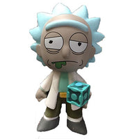 Mystery Minis Rick and Morty Series 1 - Rick (Mr. Meeseeks Box, Hot Topic Exclusive)