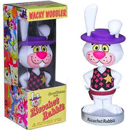 Funko Wacky Wobblers Ricochet Rabbit [Box Condition: 7.5/10]