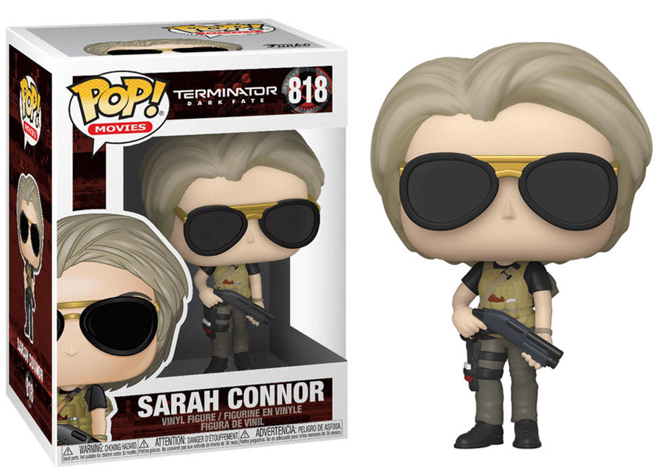 > Sarah Connor (Terminator Dark Fate) 818