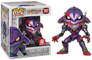 > Eva Unit 01 (Bloody, 6-inch, Evangelion) 747 - Alliance Entertainment Exclusive