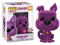 > Scooby Doo (Purple, Flocked) 149 - Special Edition Exclusive
