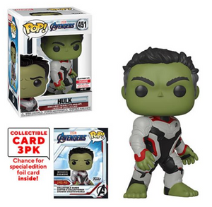 > Hulk (w/Trading Cards, Endgame) 451 - Entertainment Earth Exclusive