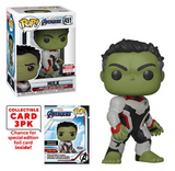 Hulk (w/Trading Cards, Endgame) 451 - Entertainment Earth Exclusive