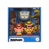 > Fisher Price Little People Macho Man & Ultimate Warrior (WWE/WWF) Collectors Set