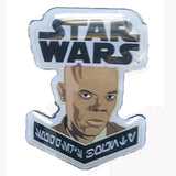 Smuggler's Bounty Star Wars Exclusive Pins - Mace Windu