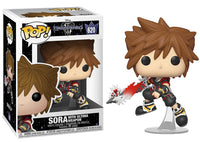 Sora w/ Ultima Weapon (Kingdom Hearts) 620 [Damaged: 7.5/10]