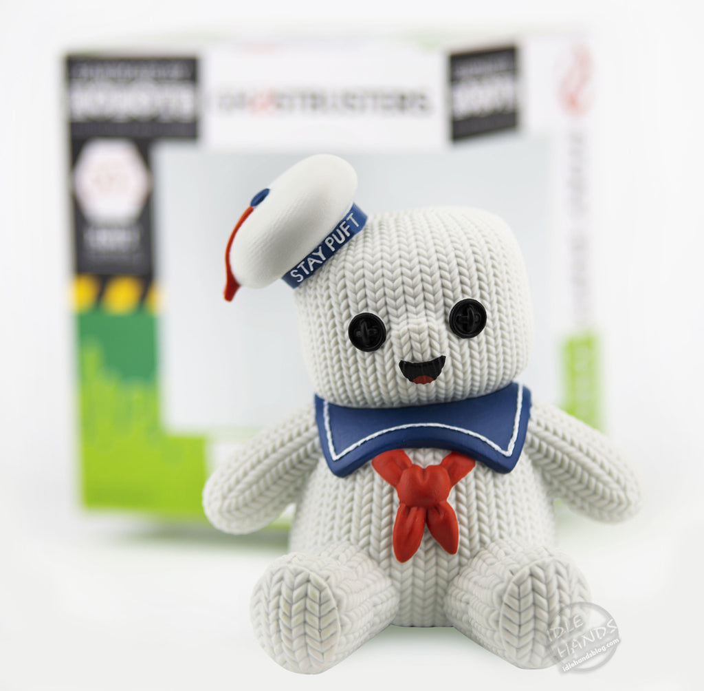 Handmade By Robots Vinyl - Stay Puft Marshmallow Man (Ghostbusters) [Damaged: 7/10]
