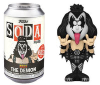 Funko Soda The Demon (sealed) **Shot at Chase**