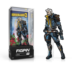 FiGPiN Borderlands 3 - Zane 253 (hard case)