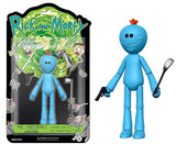Articulated Action Figures Mr. Meeseeks (Rick and Morty, Build Snowball Part)