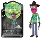 Articulated Action Figures Scary Terry (Rick and Morty, Build Krombopulos Michael Part)