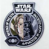 Smuggler's Bounty Exclusive Patches - Anakin / Darth Vader