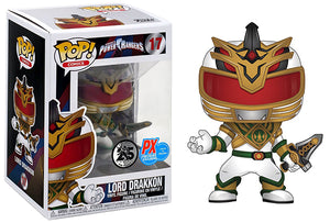 Lord Drakkon (Power Rangers) 17 - Previews Exclusive /30000 made