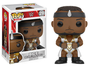 Big E (WWE) 29  [Damaged: 6/10]