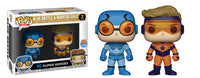 Blue Beetle & Booster Gold 2-pk - Previews Exclusive  [Damaged: 7.5/10]