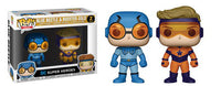 Blue Beetle & Booster Gold 2-pk  [Damaged: 7/10]