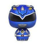 Mystery Pint Size Heroes Mighty Morphin Power Rangers  - Blue Ranger (Metallic)