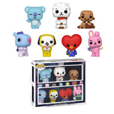 BT21 7-Pack - Barnes & Noble Exclusive  [Condition: 9.5/10]