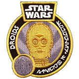 Smuggler's Bounty Exclusive Patches - C-3PO