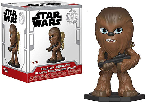 Mystery Minis Star Wars  - Chewbacca (Carrying C-3PO, Smuggler's Bounty Exclusive)  **Sealed in Box**