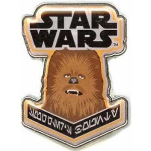 Smuggler's Bounty Star Wars Exclusive Pins - Chewbacca