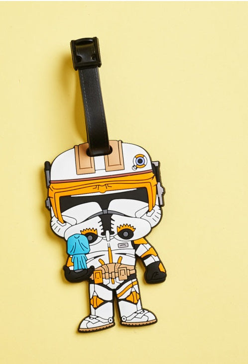 Funko Luggage Tag - Commander Cody