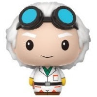 Mystery Pint Size Heroes Science Fiction - Doc Brown