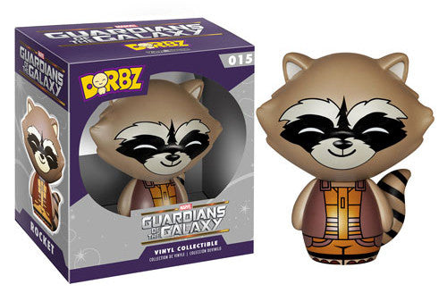 Dorbz Rocket Raccoon (Guardians of the Galaxy) 015  [Damaged: 7/10]