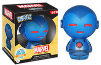 Dorbz Iron Man (Stealth) 078 - 2015 NYCC Exclusive /1000 Made