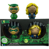 Dorbz Green Arrow & Black Canary 2-Pack - 2017 Spring Convention Exclusive