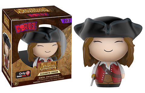 Dorbz Elizabeth Swann (Pirates of the Caribbean) 202 - GameStop Exclusive